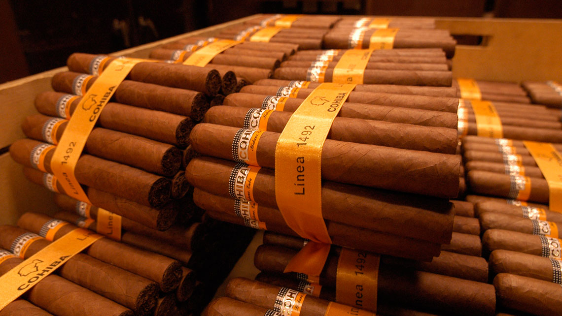 Cohiba Cigars, one of the greatest cigar brands in the world