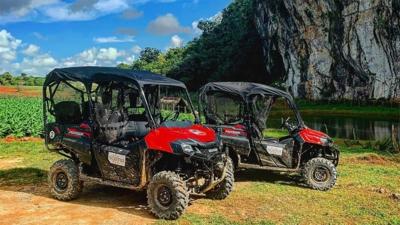 A-Traccion - a fun new way to go off the beaten path in Viñales