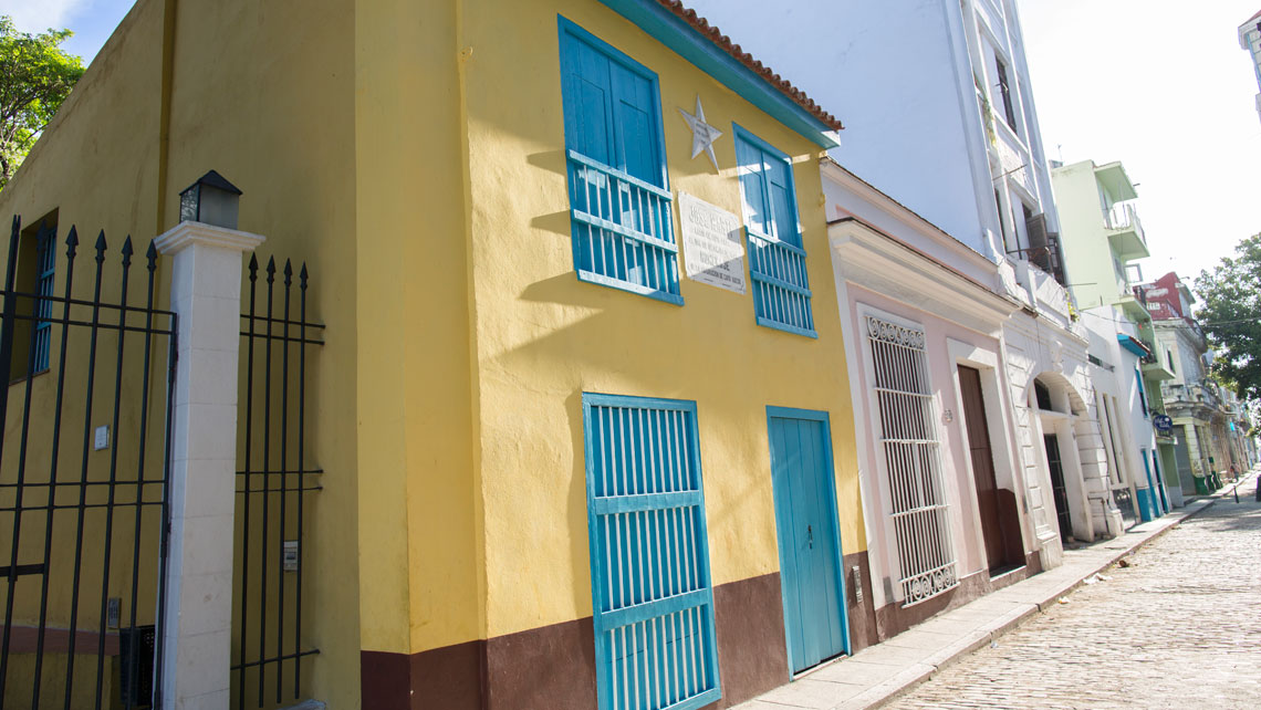 José Martí Birthplace Museum