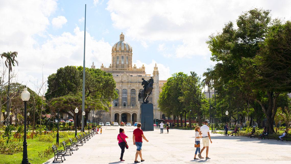 Revolution Museum, Havana