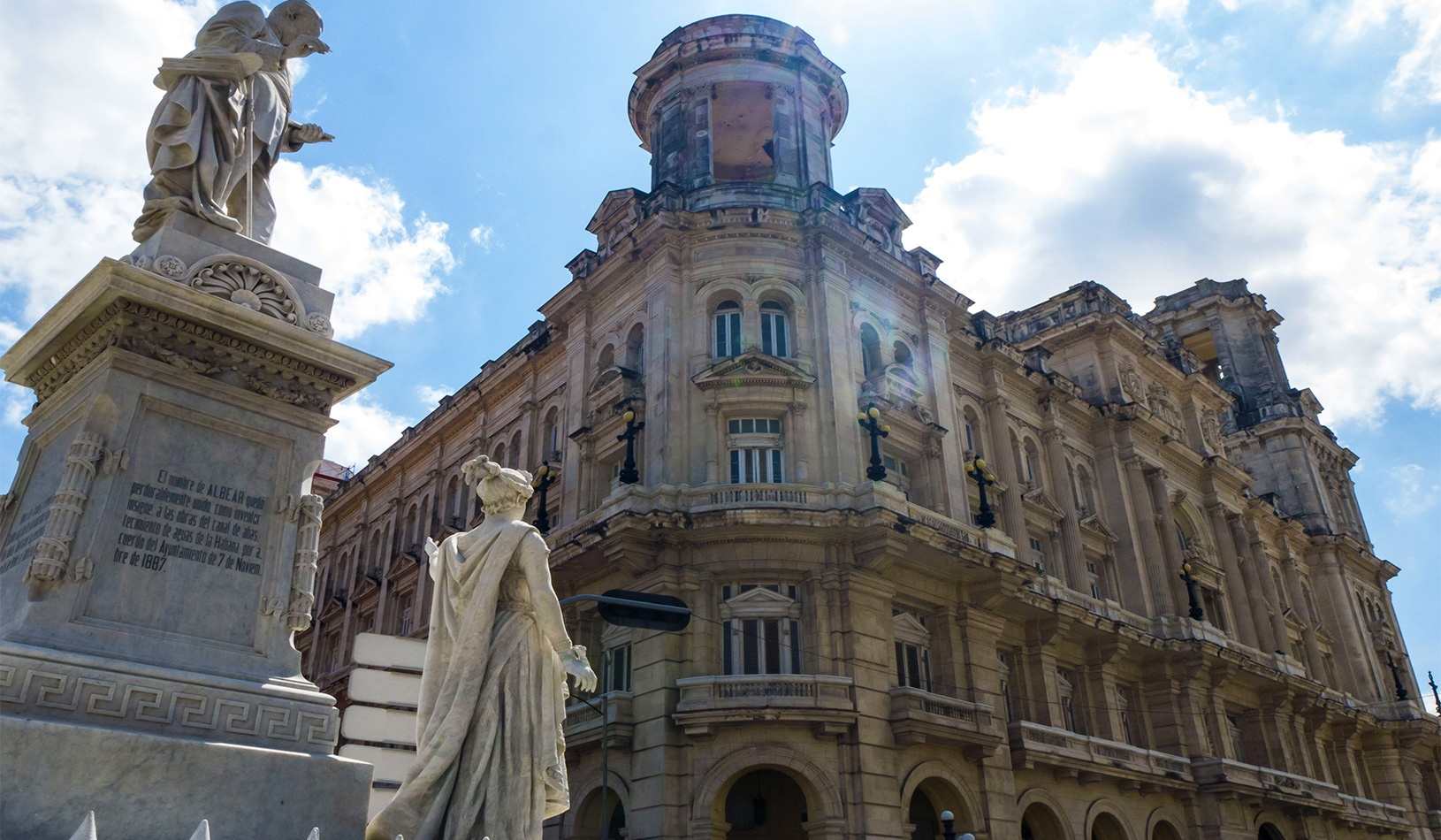 The National Museum of Fine Arts of Havana