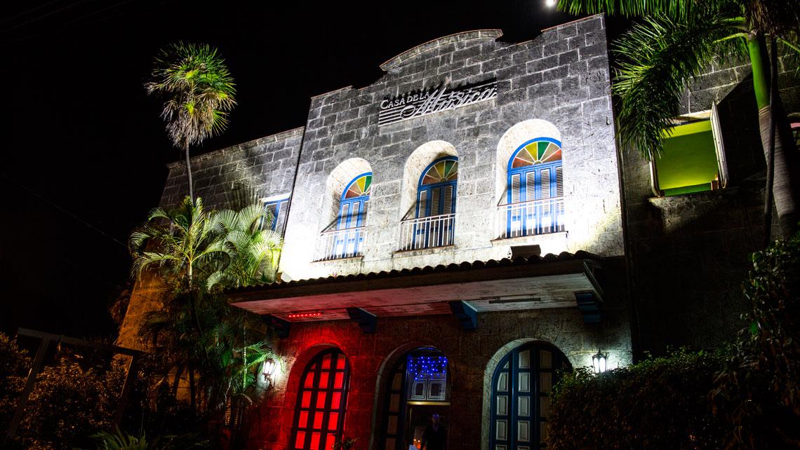 Casa de la musica, Miramar
