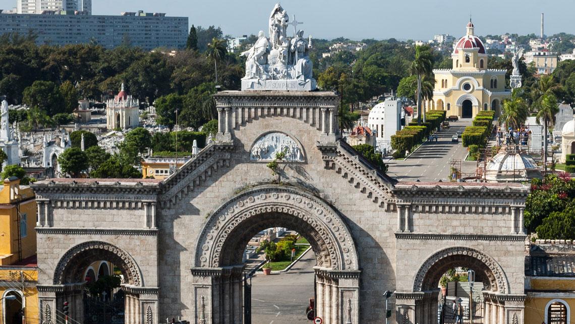 Colon Cemetery: Havana's famous necropolis