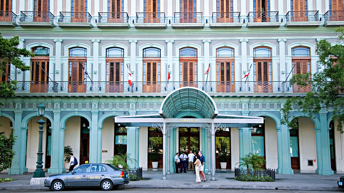 Five fantastic old hotels in Havana