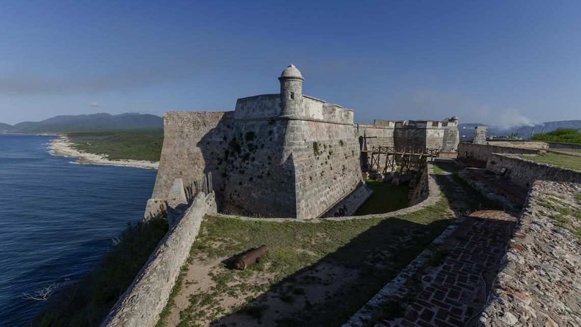 Castillo de San Pedro de la Roca in Santiago de Cuba