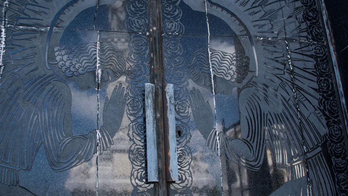 Details of Catalina Lassa panteon