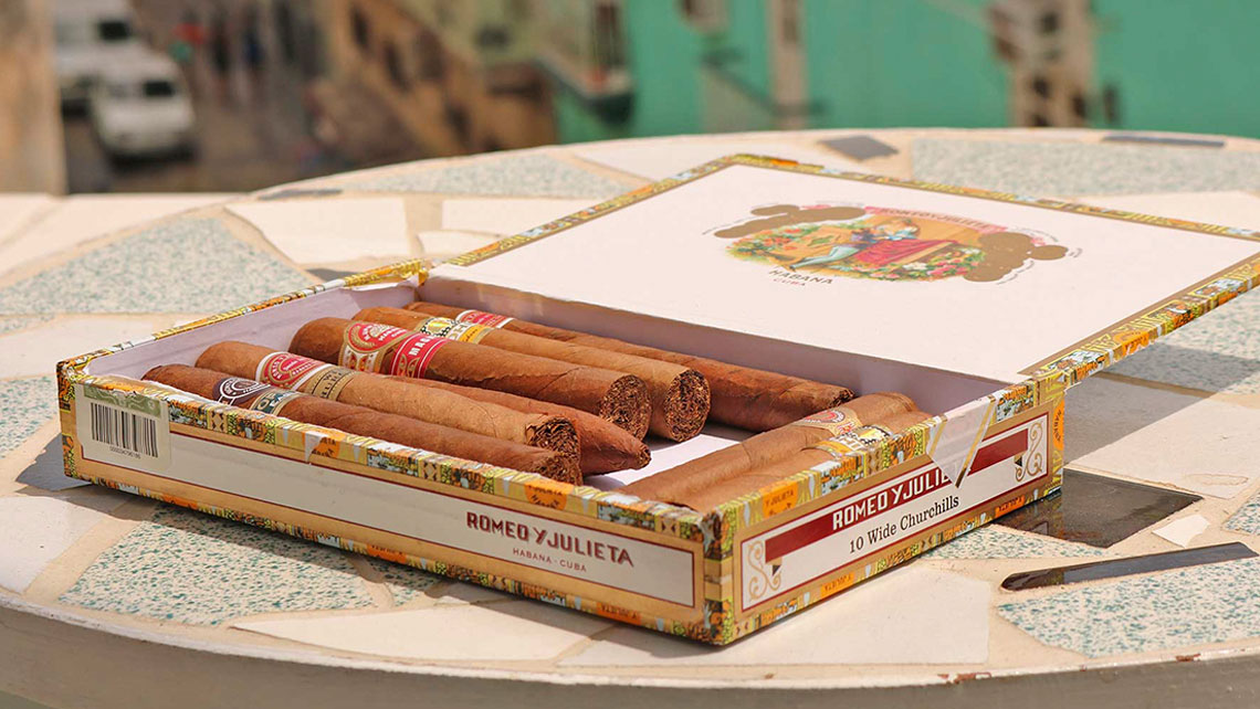 Cuba, cigars and Churchill