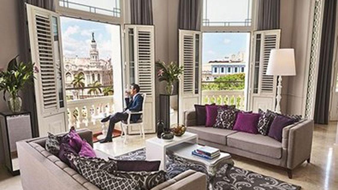 Bedroom in Hotel Gran Manzana Kempinsky