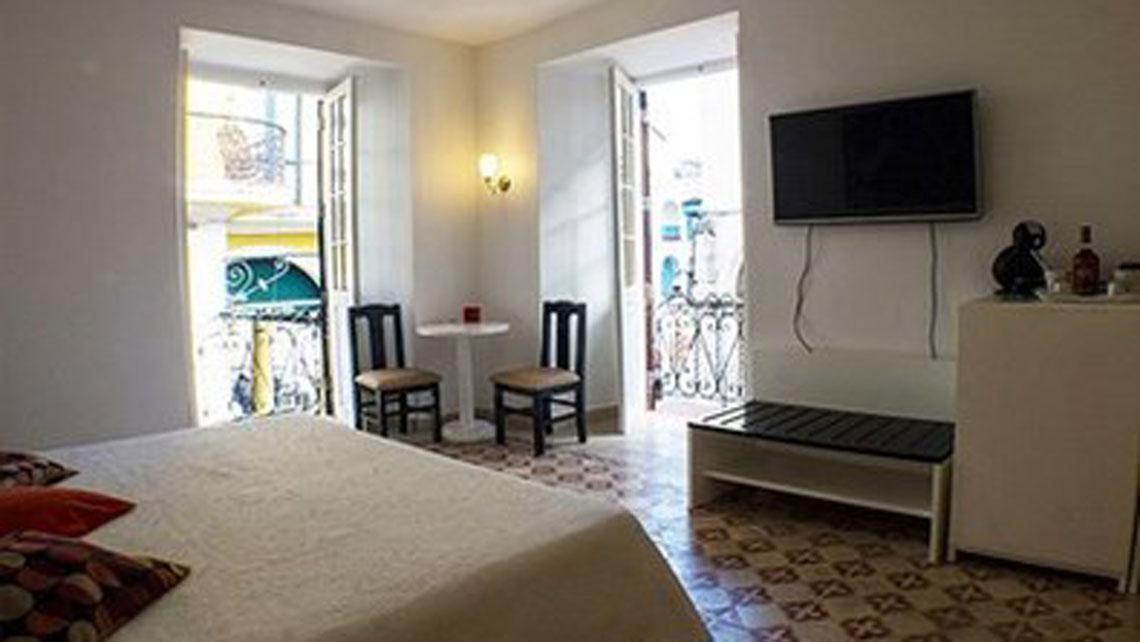 Bedroom in Hostal Conde de Ricla