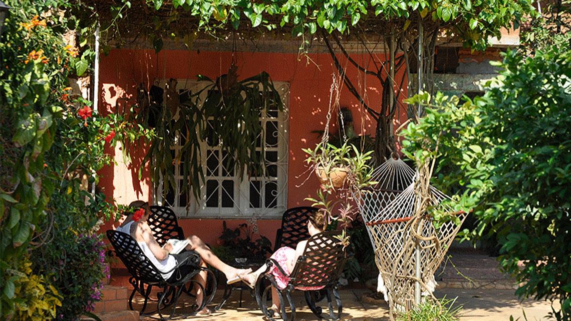 Casa Osmary Alberto in Trinidad