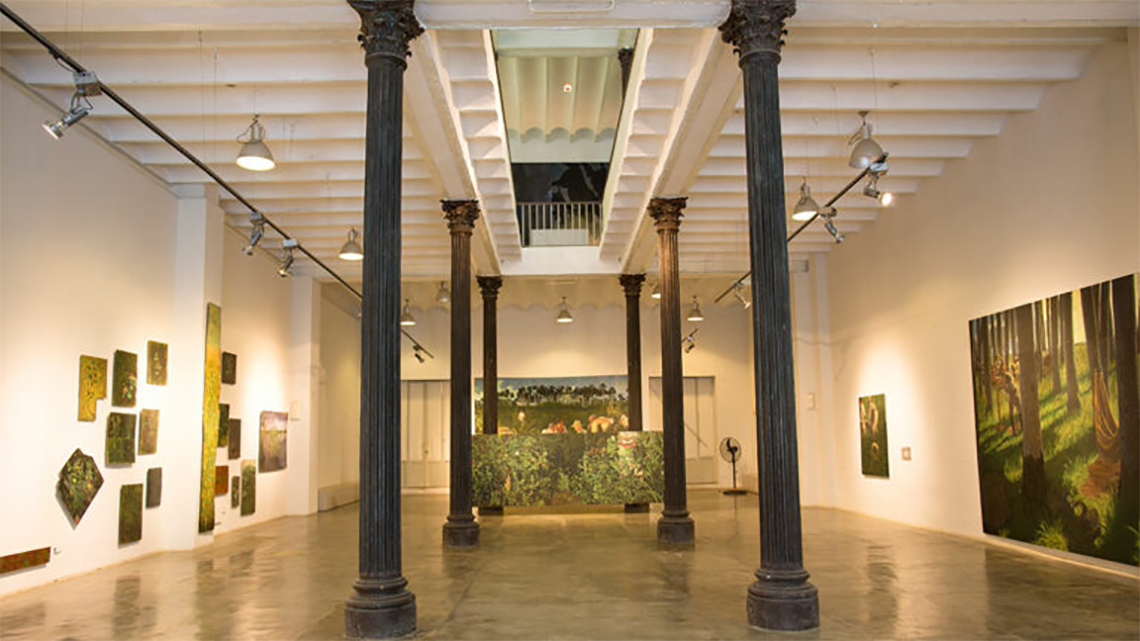 Ten enchanting art galleries in Havana