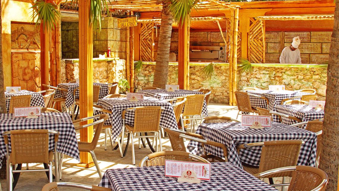 Cuban restaurant