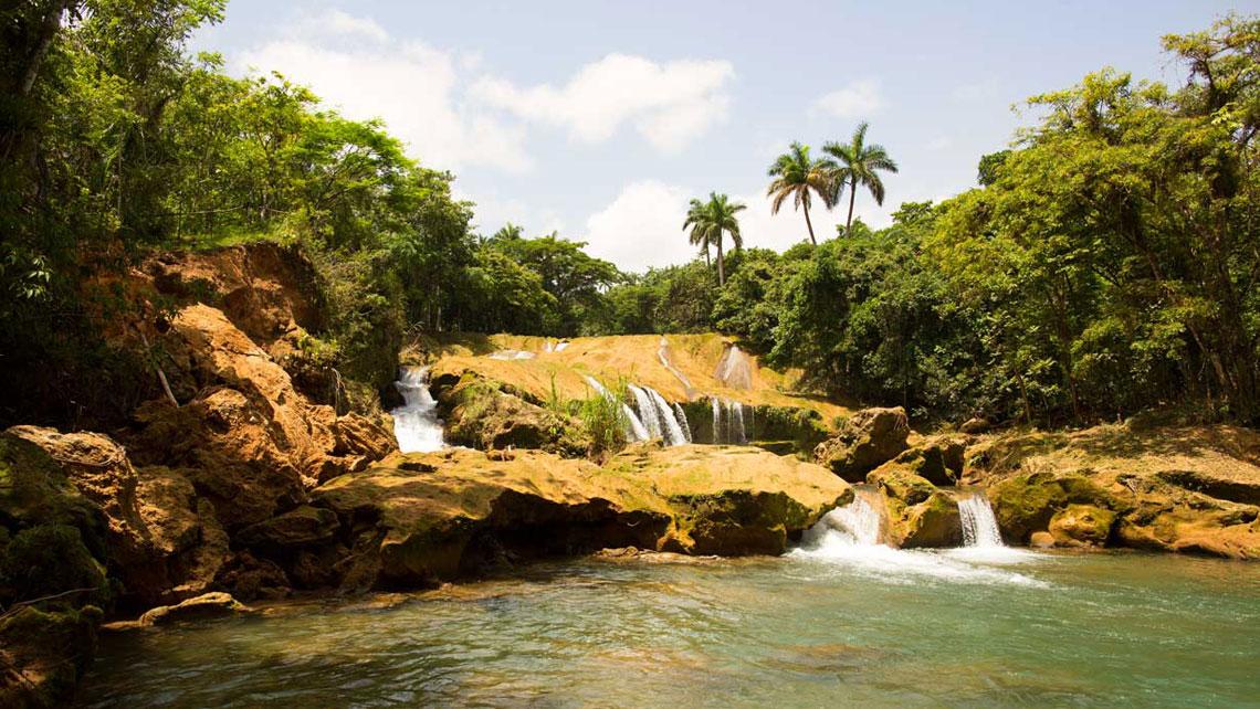 El Nicho Natural Park, Cienfuegos, Cuba