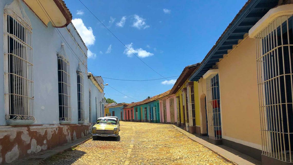Street of Trinidad, Cuba