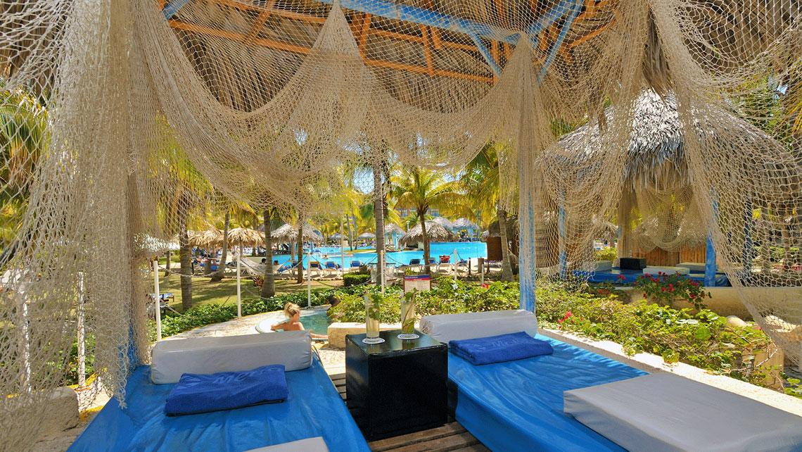 Tranquil paradise in Meliã Las Antillas, Varadero