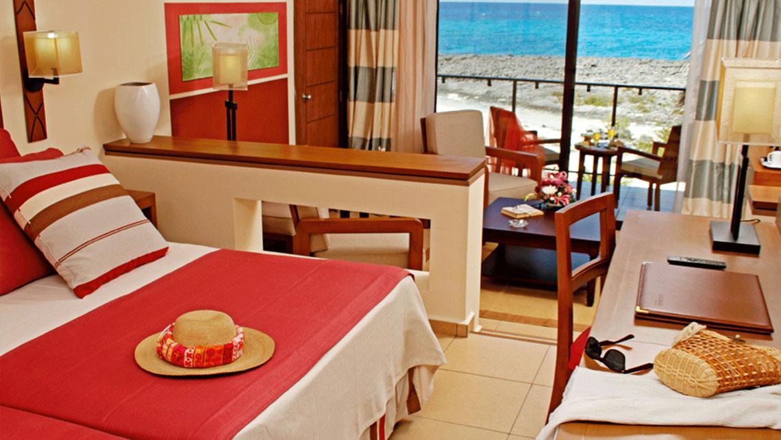 Hotel room at Meliã Buenavista, Cayo Santa Maria