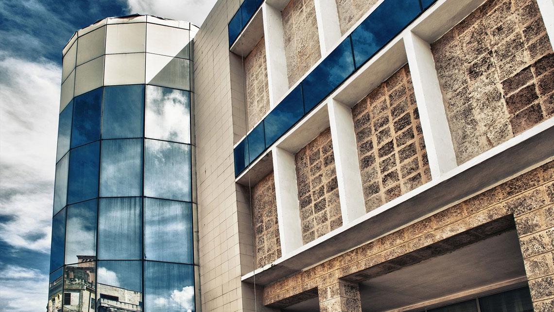 Cuban Arts' Building