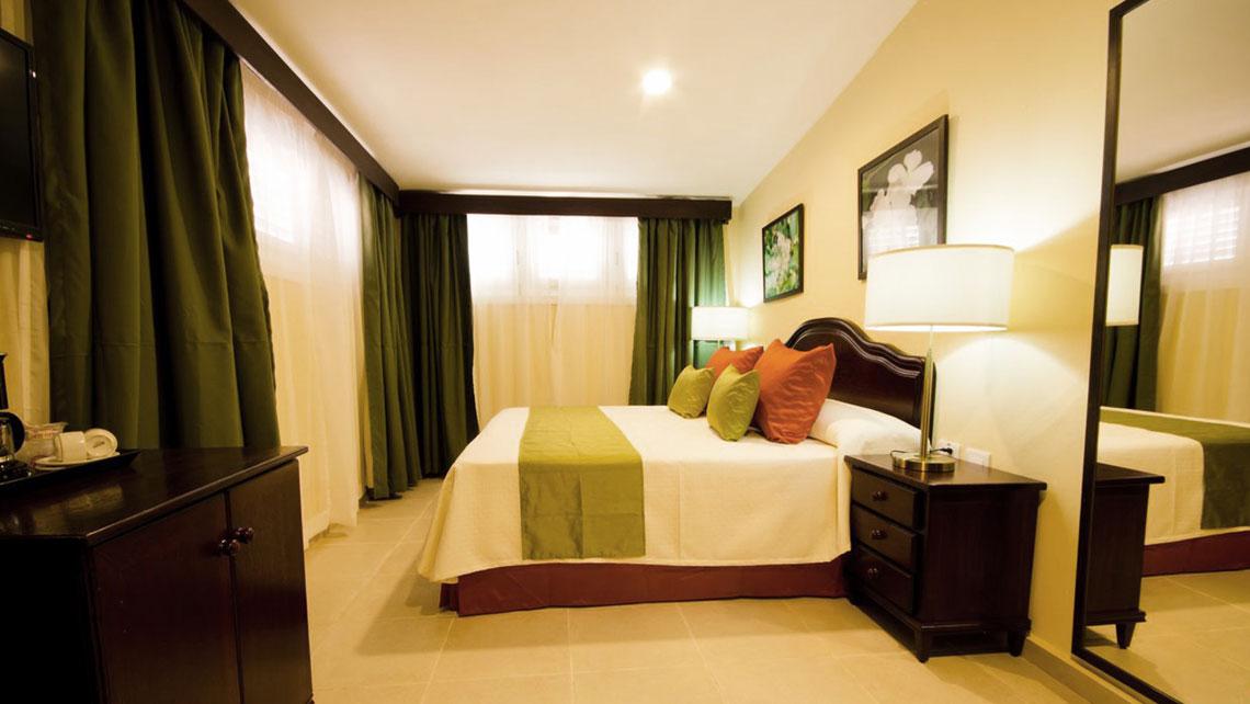 Cosy room in Hotel Central in Viñales