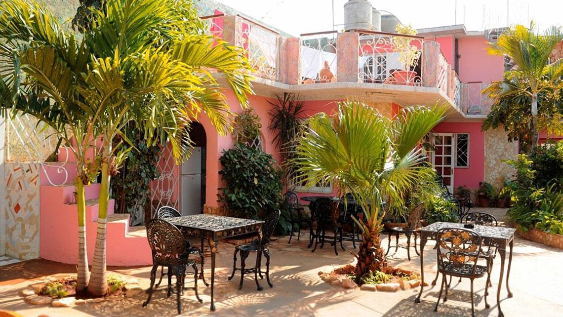Casa particular Osmar y Alberto in Trinidad