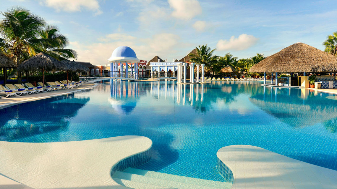 Safe and peaceful environment in Iberostar Selection Varadero