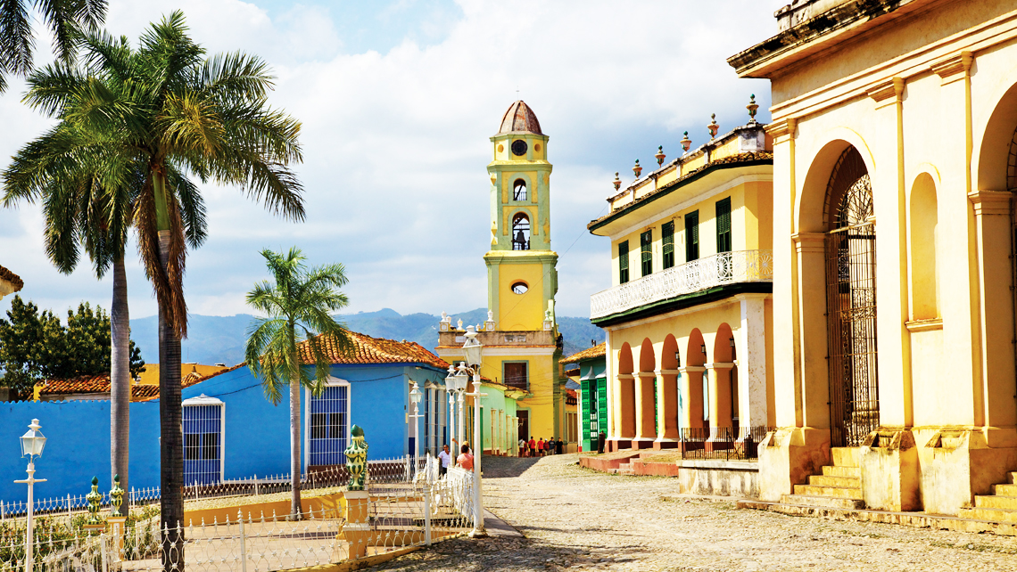 Trinidad opens doors to tourism as Sancti Spiritus moves to Phase 3