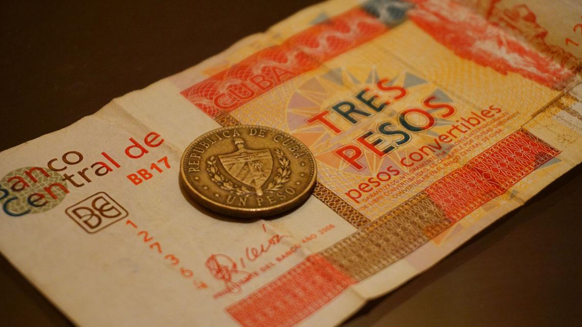 Cuban Convertible Peso (CUC)