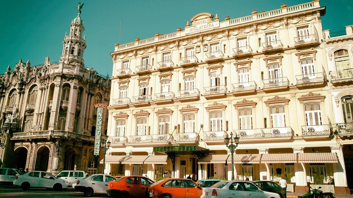 Ten fun facts about Havana's Hotel Inglaterra