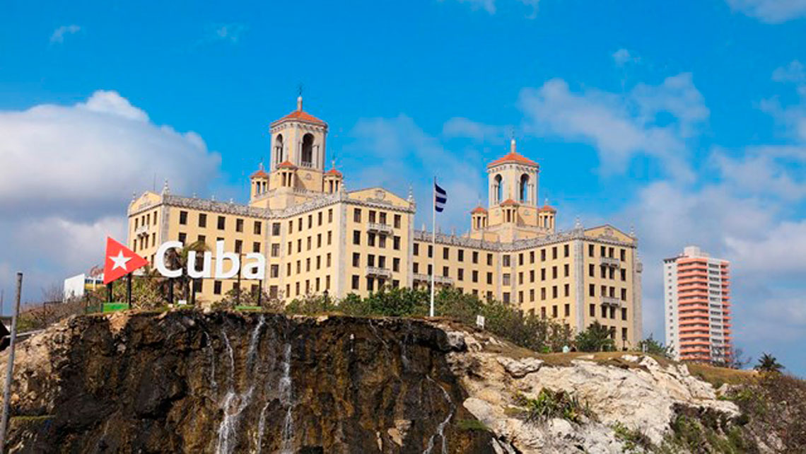 Ten fun facts about Nacional de Cuba Hotel