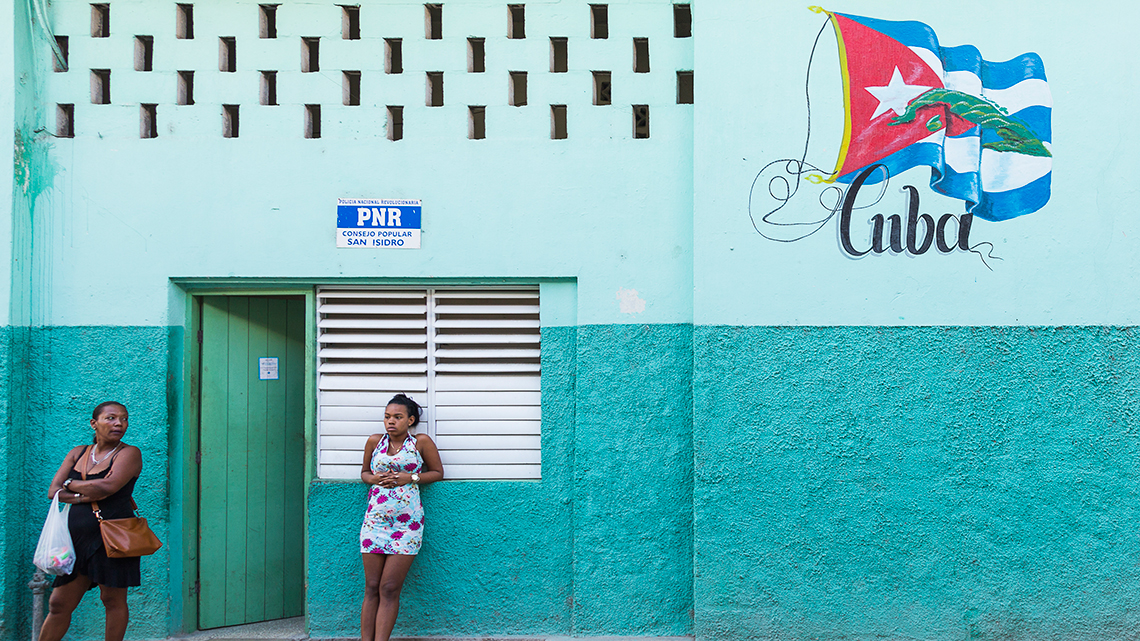 A new travel guide promises to describe Cuba in a whole new way
