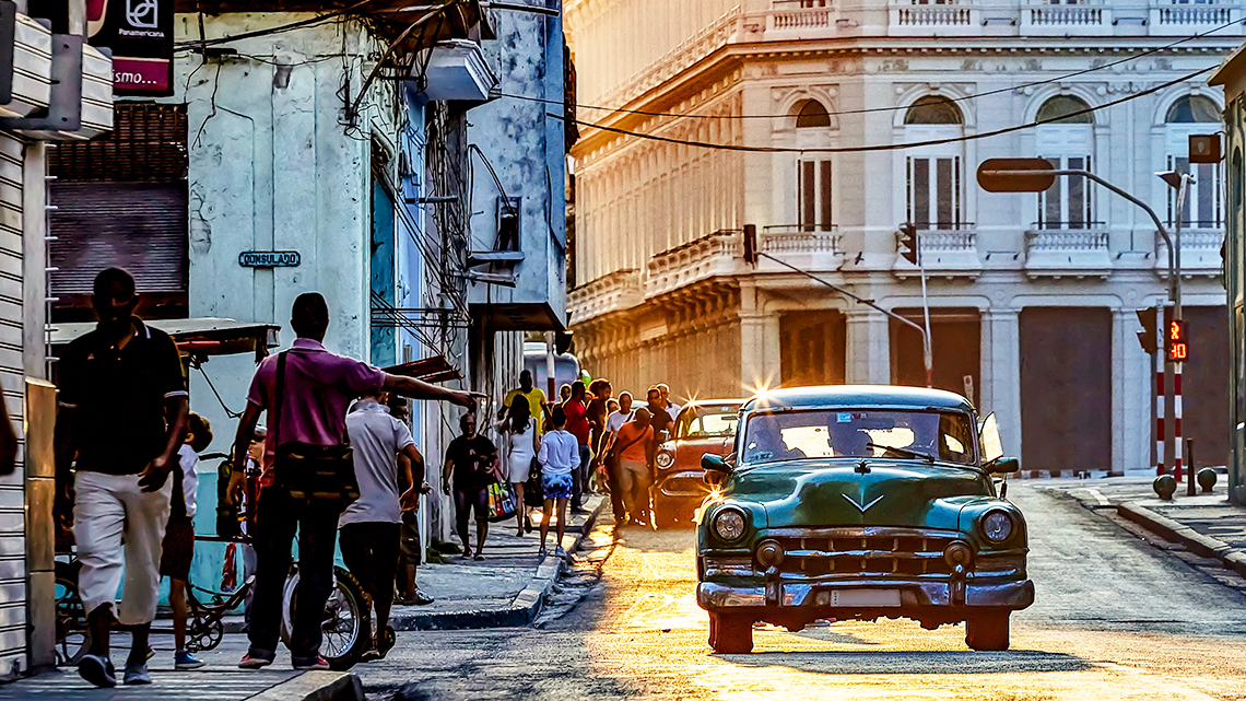 "Bourdain's posthumous ""World Travel"" book suggests Cuba is the place to go for a trip post-COVID-19"