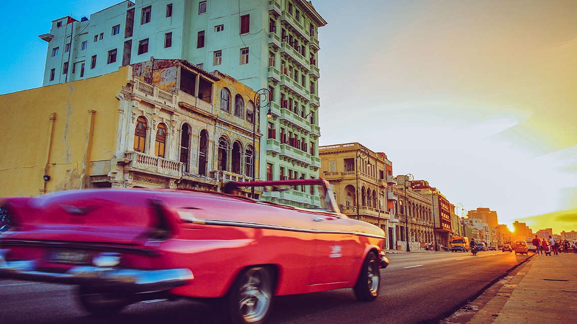 The Telegraph reports about the uplifting experience of a traveller in Cuba