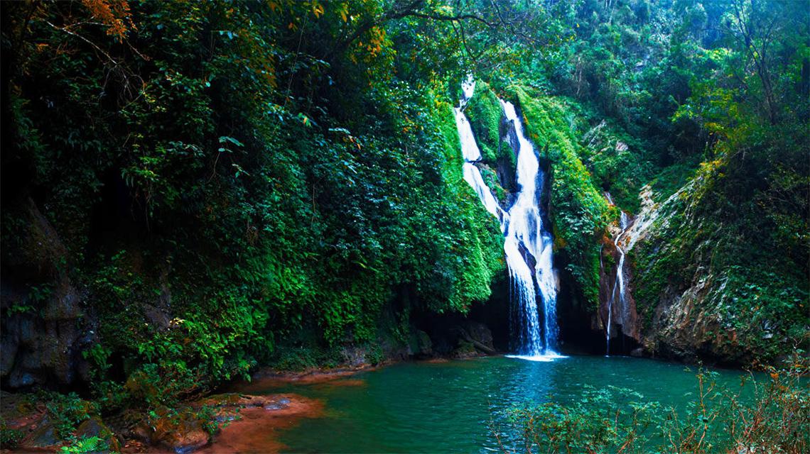 El Nicho Nature Park re-opens to international tourism