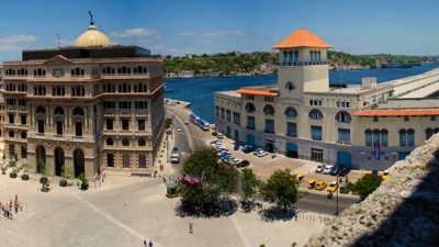 Havana Customs building to be converted to a hotel and cruise terminal