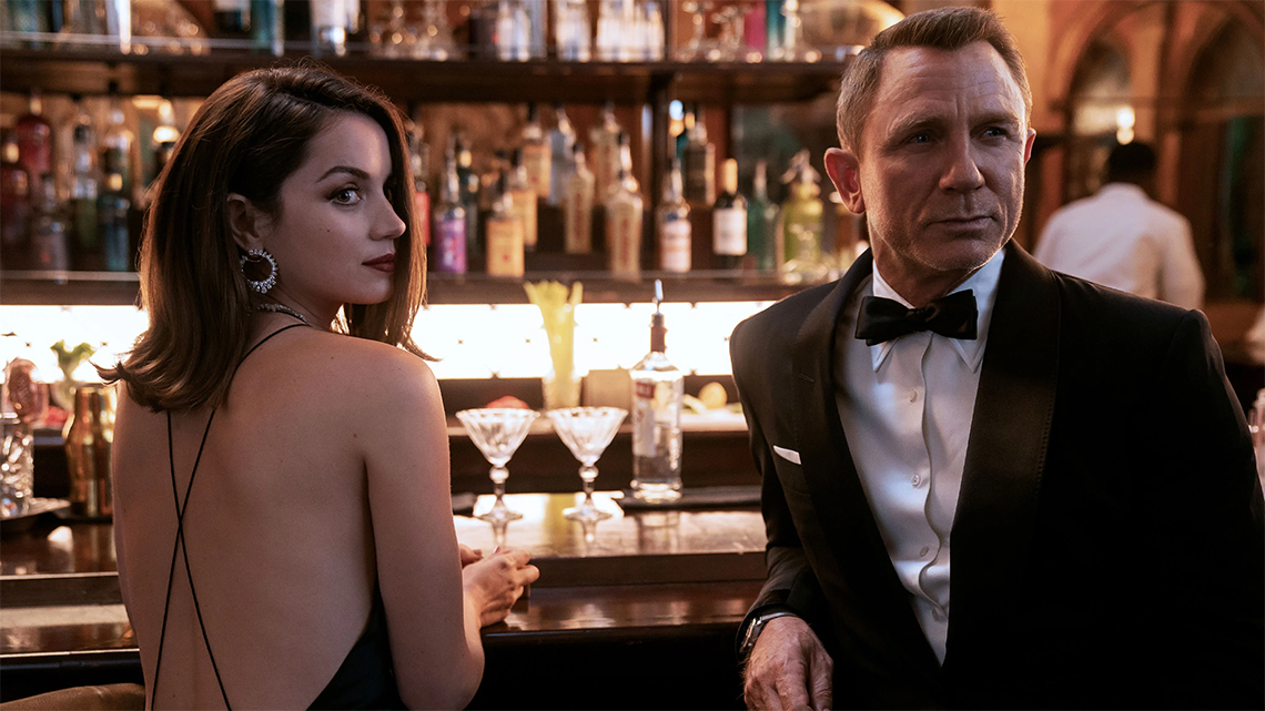 No Time To Die? 007 returns to Cuba and visits Santiago