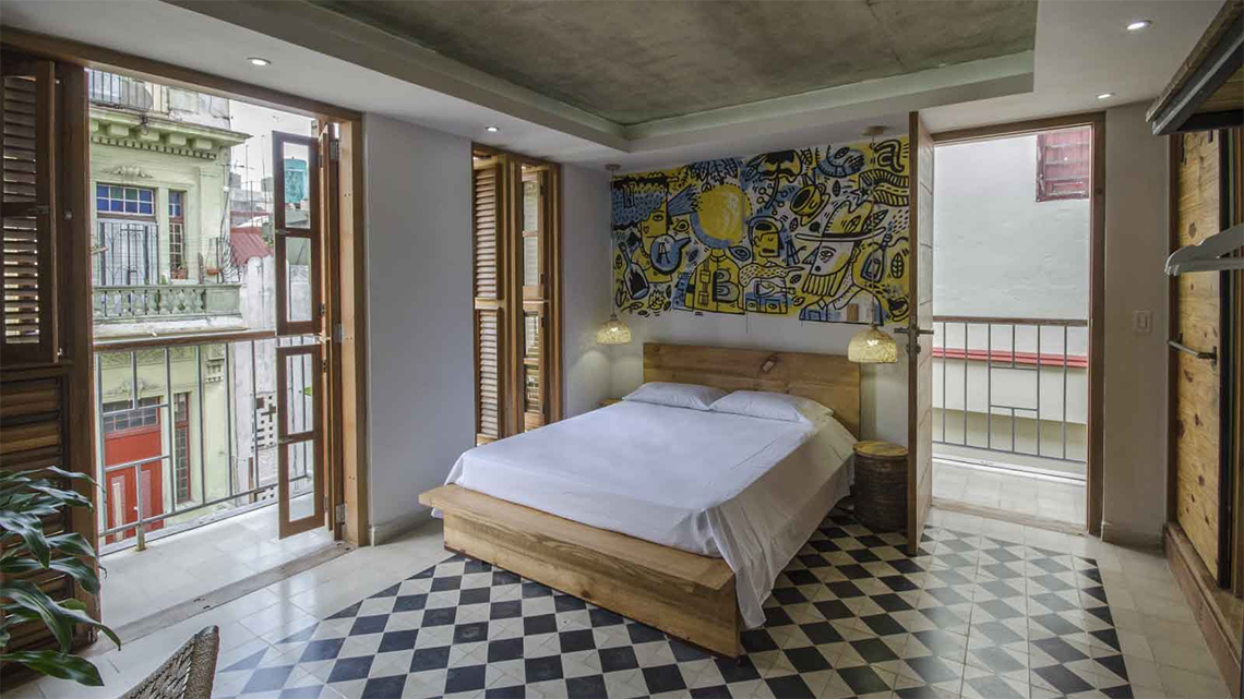 The Financial Times lists the best boutique hotels in Havana