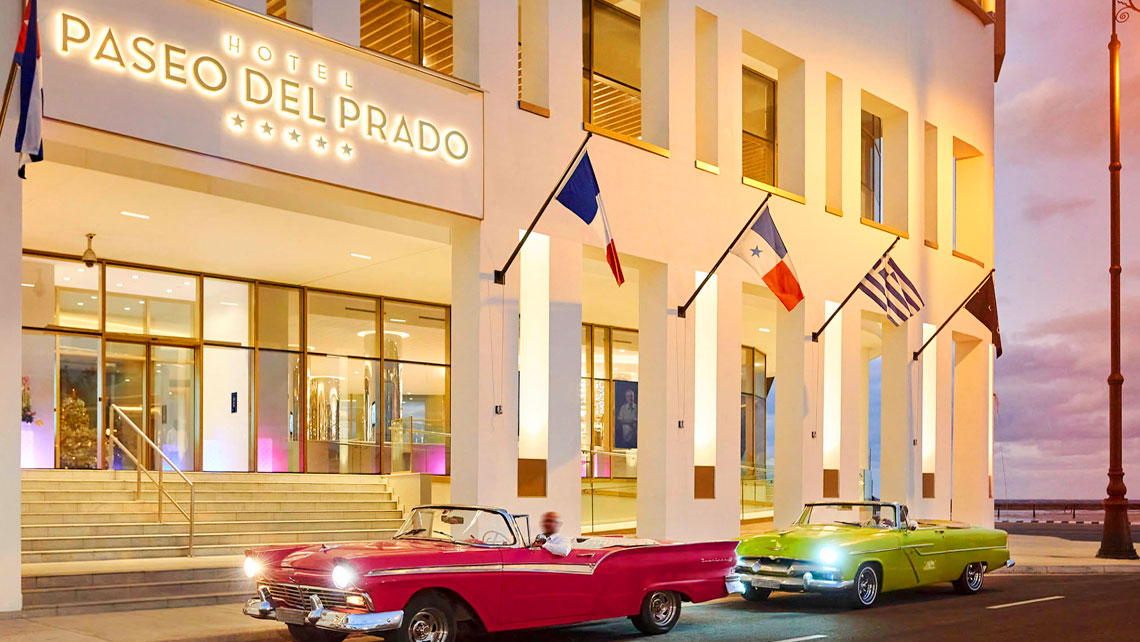 Feel the Dances of Cuba at one of Havana's Most Elegant Hotels
