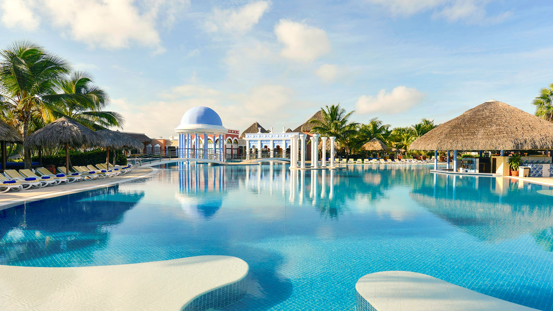 Escape this Winter to Cuba's Hottest Beach Resort