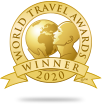 Winner of World Travel Awards in 2017-2020
